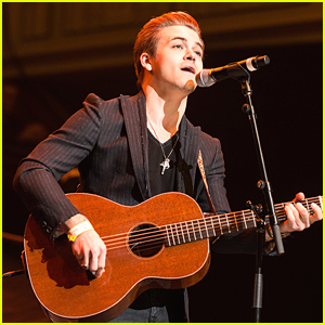 Hunter Hayes & Maddie & Tae Perform At Hearts Unsung Benefit Concert
