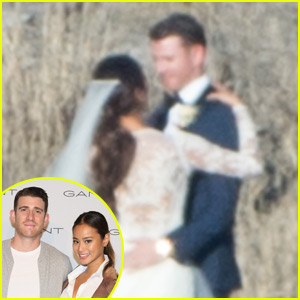 Jamie Chung & Bryan Greenberg Tie the Knot - See Their Gorgeous Wedding Photos!