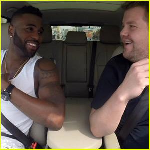 Jason Derulo Teaches James Corden How to Dance for Carpool Karaoke! (Video)
