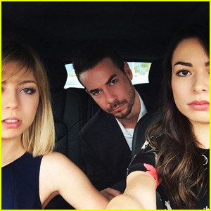Jennette McCurdy & Miranda Cosgrove Attend Nathan Kress' Wedding Together!