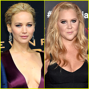 Jennifer Lawrence Dishes Some Plot Details About Her New Amy Schumer Film!