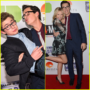 Joey Bragg Gets Support From 'Liv & Maddie' Cast At 'Mark & Russell�s Wild Ride' Premiere