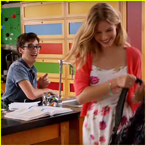 Joey Bragg Gets Asked Out by The Girl of His Dreams In 'Mark & Russell's Wild Ride' Trailer - Watch Here!