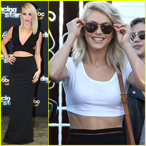 Julianne Hough Seeks Help From Fans With Wedding Gown
