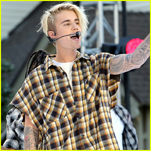 Justin Bieber Sings 'Sorry' for 'Ellen' Concert (Video)