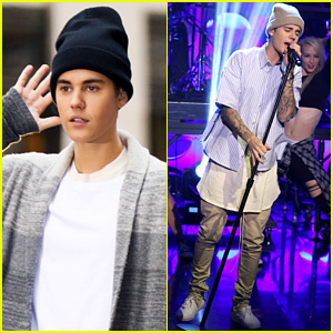 Justin Bieber's 'Today' Show Performance Videos - Watch Now!