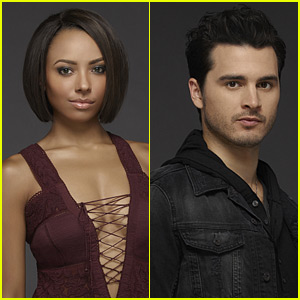 Kat Graham Reveals Her Initial Reaction to the Bonnie/Enzo Hookup on 'Vampire Diaries'!
