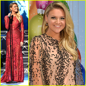 Kelsea Ballerini & Pentatonix Bring Christmas To Us Early For CMA County Christmas Taping
