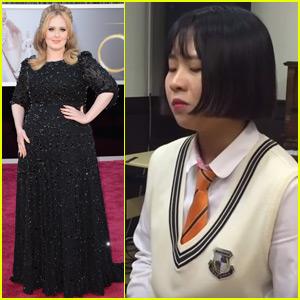 Korean High Schooler Posts Incredible Cover of Adele's 'Hello'