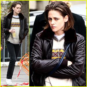 Kristen Stewart Is Back to Filming 'Personal Shopper'