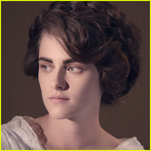 Kristen Stewart Rocks Fierce Eyebrows While Playing Coco Chanel