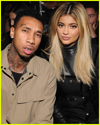 Kylie Jenner Throws Tyga a Belated Birthday Party