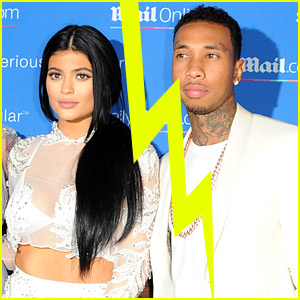 Kylie Jenner Breaks Up with Tyga on His Birthday