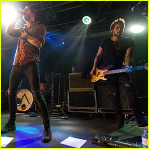 Lawson Wrap Up Mini Tour In Edinburgh - See The Pics!