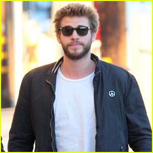 Liam Hemsworth Carried Co-Star Jennifer Lawrence's Purse on the Great Wall of China