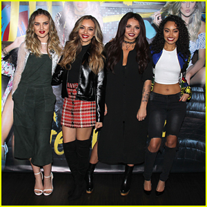 Little Mix To Host Yahoo Live Stream For 'Get Weird' Album Debut