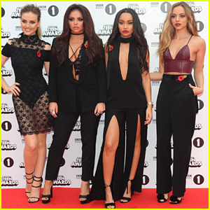 Little Mix Joins The Vamps & 5SOS At Radio 1 Teen Awards 2015