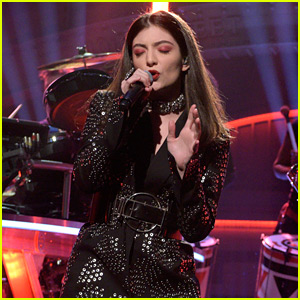 Lorde Says She Did Not Lip Sync on 'SNL'