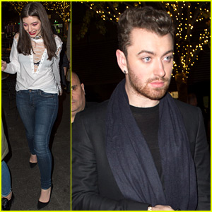 Sam Smith & Lorde Performed on 'SNL' This Weekend - Watch Now!