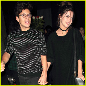 Maia Mitchell Holds Hands With Boyfriend Rudy Mancuso for Hollywood Date Night!