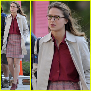 Melissa Benoist's 'Supergirl' Goes Up in Ratings!