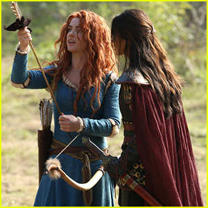 Merida Meets Mulan On Tonight's 'Once Upon A Time'