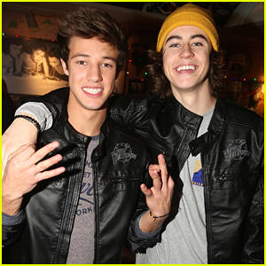Nash Grier Announces Next Project After Promoting 'The Outfield' With Cameron Dallas