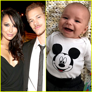 Naya Rivera's Son Josey Is the Cutest Thanksgiving Baby!