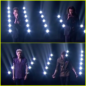 One Direction Perform 'Perfect' on 'X Factor' - Watch Now!