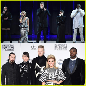 Pentatonix Performs 'Star Wars' Tribute at AMAs 2015 - Watch Now!