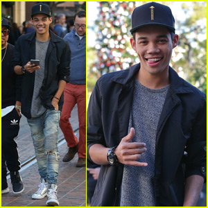 Roshon Fegan Releases New Song He Wrote & Produced