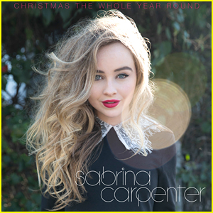 Sabrina Carpenter Drops 'Christmas The Whole Year Round' - Listen Here!
