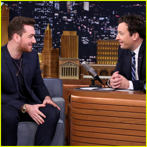 Sam Smith Tells Funny Story About Meeting Prince William - Watch Now!
