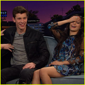 Shawn Mendes & Camila Cabello Say Th