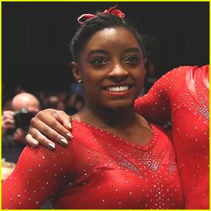 Gymnast Simone Biles Joins Colgate Skating & Gymnastics Spectacular