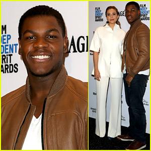 'Star Wars' Actor John Boyega Has Not Yet Seen the Movie