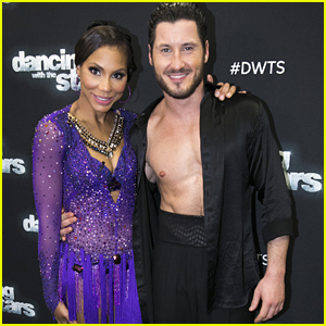 Tamar Braxton & Val Chmerkovskiy Deliver Fierce Paso Doble On 'DWTS'