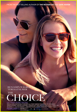 Teresa Palmer Lets the Sun Shine Down on Final Poster for 'The Choice' (Exclusive)
