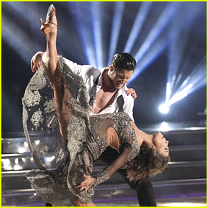 Jenna Johnson Tweets Thanks After 'DWTS' Performance With Val Chmerkovskiy