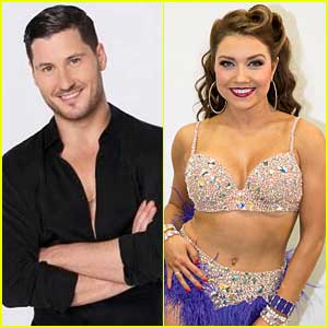 Val Chmerkovskiy & Jenna Johnson Preview DWTS Tour on 'Dancing With The Stars' Semi-Finals - Watch Now!