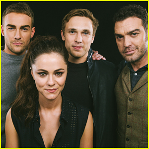 William Moseley & Alexandra Park Bring 'The Royals' To NYC Ahead Of Season Two Premiere