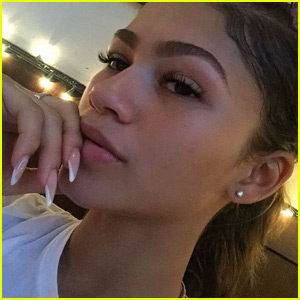 Zendaya Teases New Song With Timbaland - Listen Here!