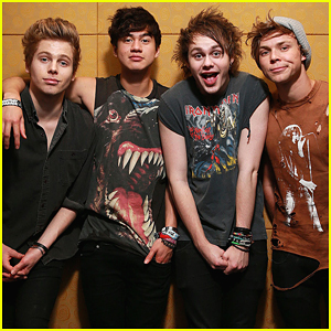 5 Seconds of Summer Dedicate 'Jet Black Heart' Video To Fans