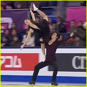 Ice Dancer Alex Shibutani Performs With Stomach Illness; Still Wows The Crowd With Sister Maia