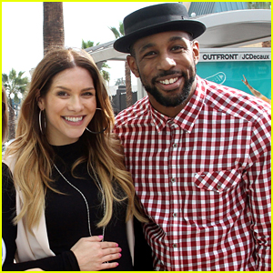 Allison Holker & Stephen 'tWitch' Boss Share Sweet Messages On 2nd Wedding Anniversary