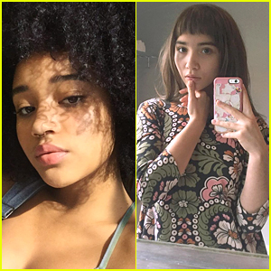 Rowan Blanchard & Amandla Stenberg Voted Top Celeb Feminists of 2015