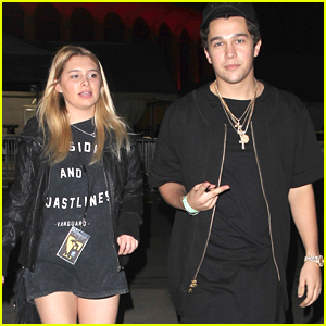 Austin Mahone Hits Up The Weeknd Concert After Dropping New TPain Cover - Listen Here!