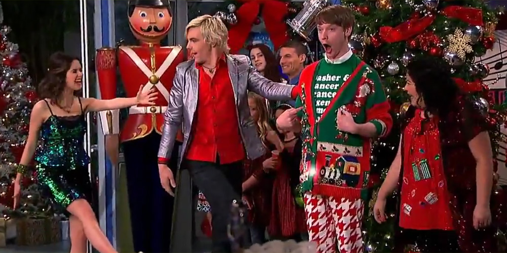 Watch Austin & Ally Sing Their 'Perfect Christmas Song'! | Austin ...