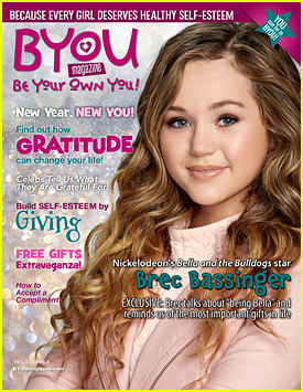 Brec Bassinger Talks About Living With Type 1 Diabetes with 'BYOU'
