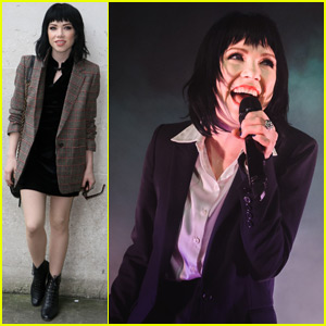 Carly Rae Jepsen Records 'Run Away With Me' in Sims Language - Listen Now!